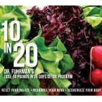 10 in 20: Dr. Fuhrman's Lose 10 Pounds in 20 Days Detox Program - Paperback Book