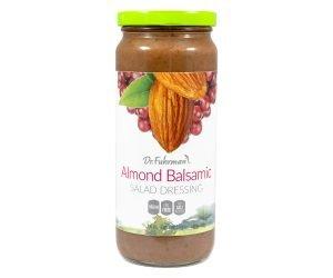 Dr. Fuhrman Almond Balsamic Salad Salad Salad Dressing