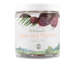 Dr. Fuhrman Date-Nut Pop'ems - Original