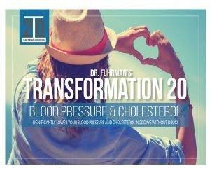 Dr. Fuhrman Dr. Fuhrman's Transformation 20 Blood Pressure and Cholesterol - Paperback