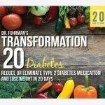 Dr. Fuhrman Dr. Fuhrman's Transformation 20: Diabetes-Paperback