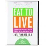 Dr. Fuhrman Eat to Live-Audio Book