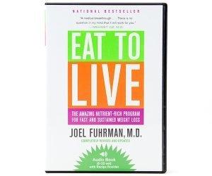Dr. Fuhrman Eat to Live-Audio Book