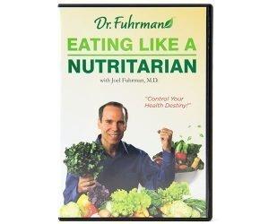 Dr. Fuhrman Eating Like a Nutritarian-DVD