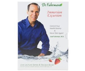 Dr. Fuhrman Immersion Excursion-DVD Box Set