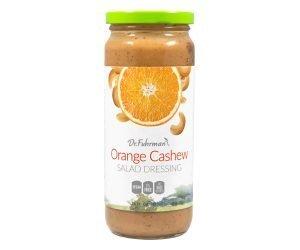 Dr. Fuhrman Orange Cashew Salad Salad Salad Dressing