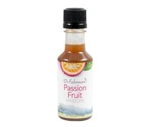 Dr. Fuhrman Passion Fruit Vinegar - 2 oz. bottle