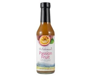 Dr. Fuhrman Passion Fruit Vinegar - 8 oz. bottle