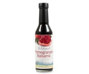 Dr. Fuhrman Pomegranate Balsamic Vinegar - 8 oz. bottle