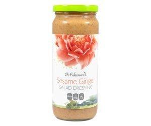 Dr. Fuhrman Sesame Ginger Salad Salad Salad Dressing