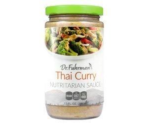 Dr. Fuhrman Thai Curry