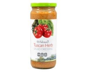 Dr. Fuhrman Tuscan Herb Salad Salad Salad Dressing