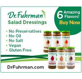 Get Dr Fuhrman's fantastic products today!