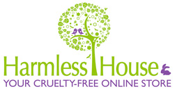 Harmless House a selection of quality cruelty-free and vegan bath, body, home cleaning, dental products and much, much more.