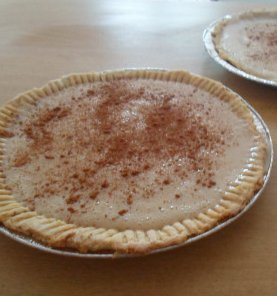 "This milk tart recipe serves up a great treat and is sure to impress. Be ready to here your friends and family say, ""Is this really vegan?"""