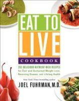 newsletter eat to live cookbook