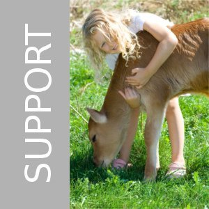 Please support Elated's mission to save farm animals and help people live joyful, vegan lives. Photo © Dreamstime Countrymama