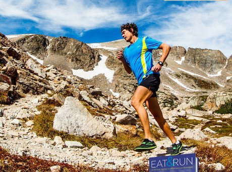 Would you like to exceed your athletic goals? Go Vegan! Photo © Scott Jurek. Follow this link to get his book 'Eat & Run'.