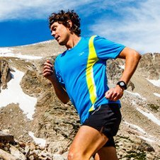 Do you want to be a star athlete? Go vegan! Photo © Scott Jurek.