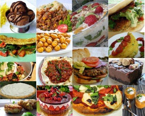 Vegan Food Recipe Websites