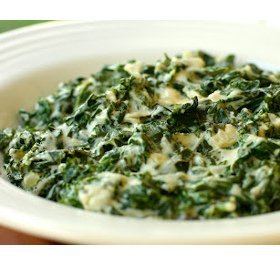 Have you tried Creamy Kale? Kale is known as the vegan 'steak'. Photo © Nathan 'Vegan Dad'.
